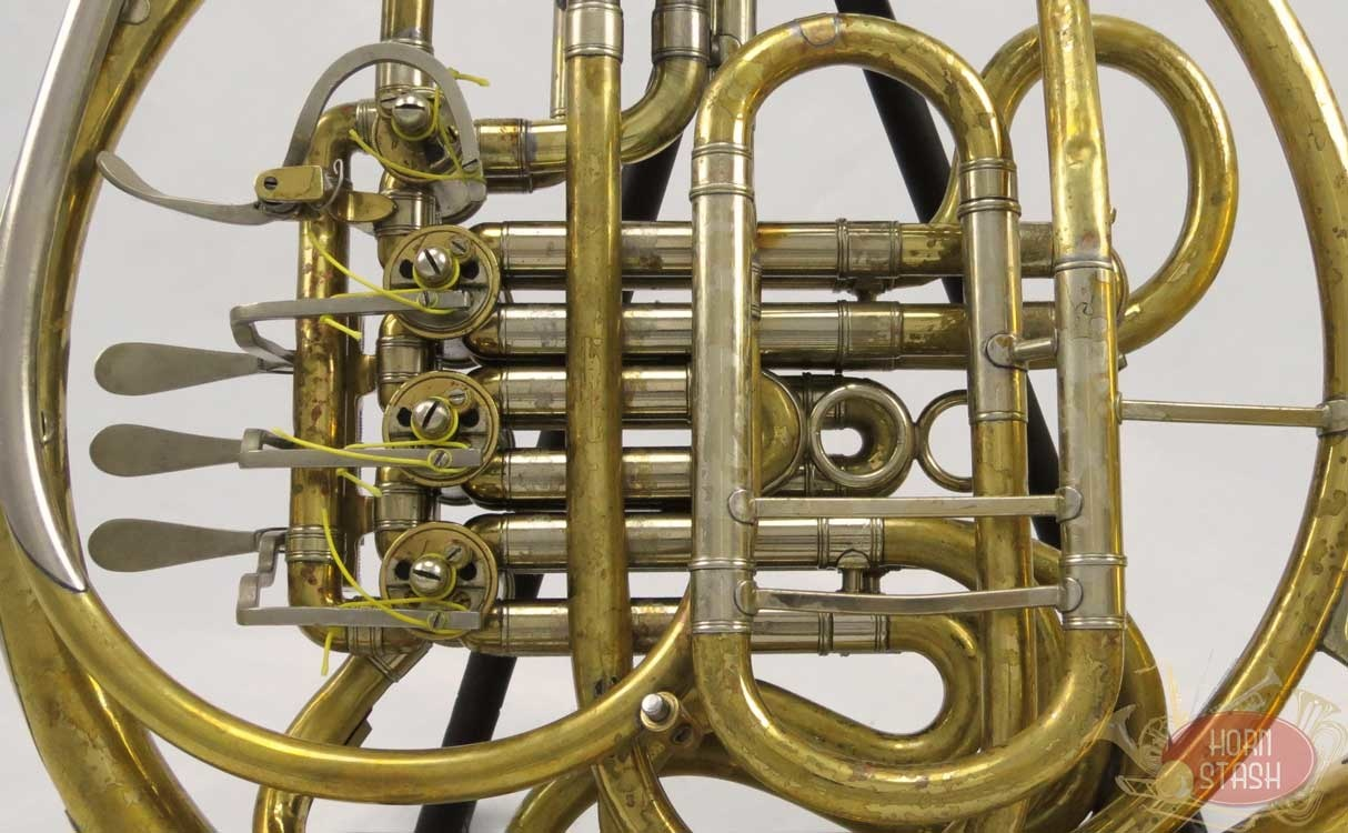 Conn Used Conn 6D Double French Horn