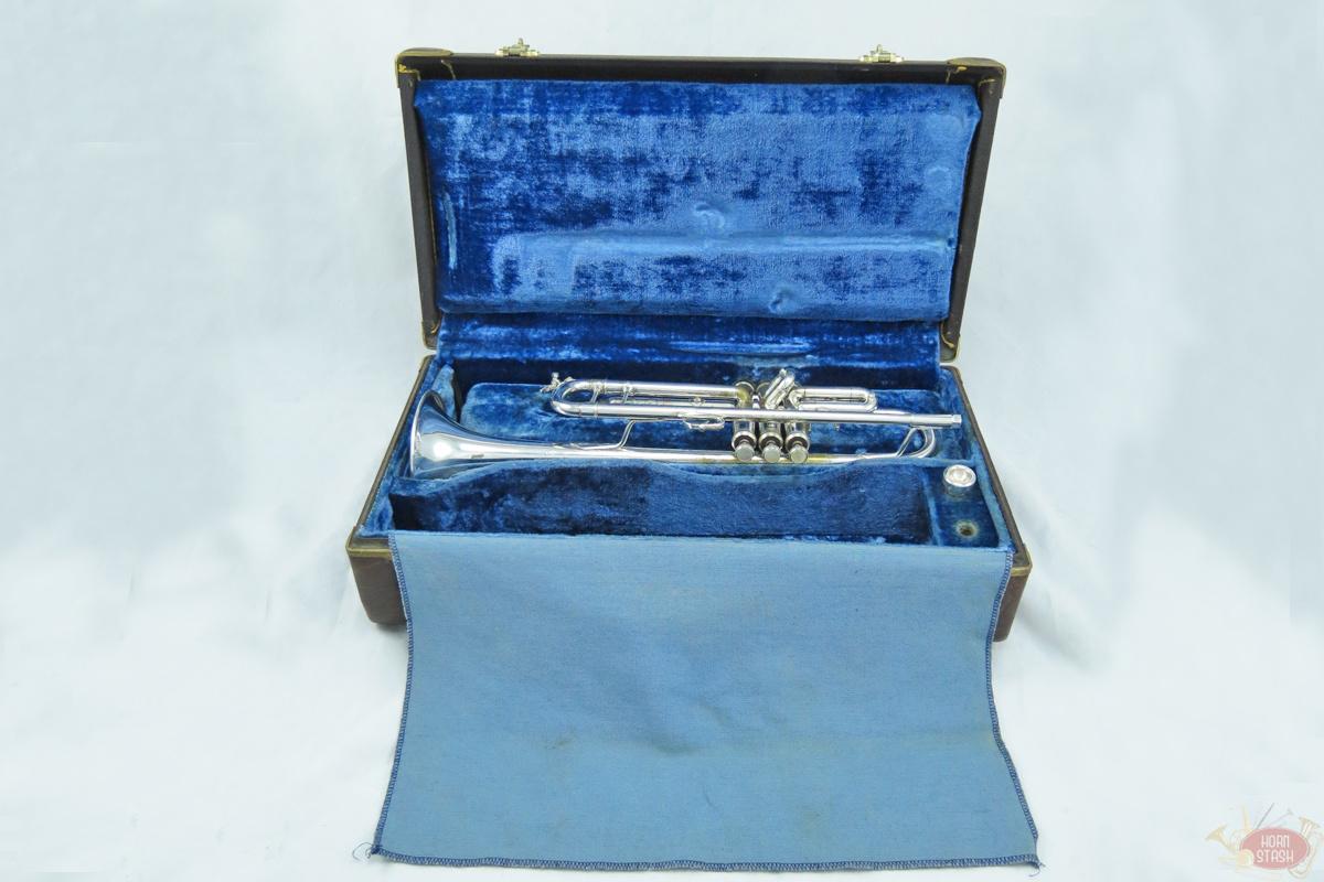 Bach Used Bach Stradivarius 37 Bb Trumpet