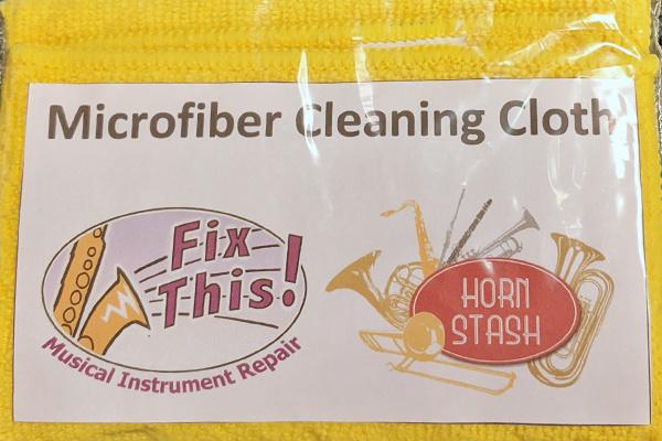 Fix This! Fix This! Polishing Cloth