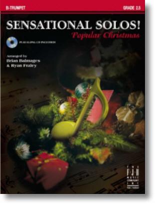 FJH Music Sensational Solos! Popular Christmas