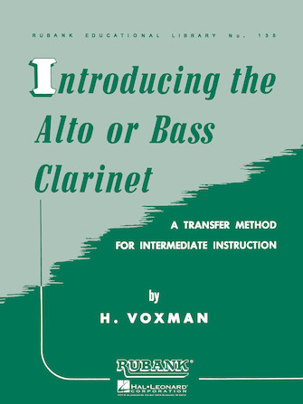 Hal Leonard Introducing the Alto or Bass Clarinet