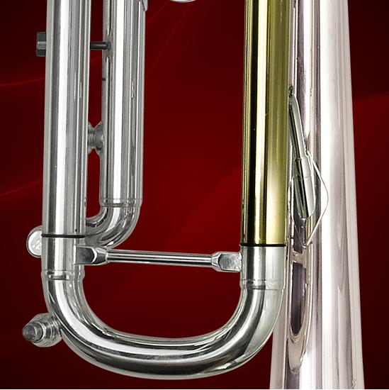 P. Mauriat P. Mauriat 75TBS Bb Trumpet w/ Titanium Copper Bell
