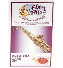 Cleaning & Maintenance Products for woodwind and brass instruments