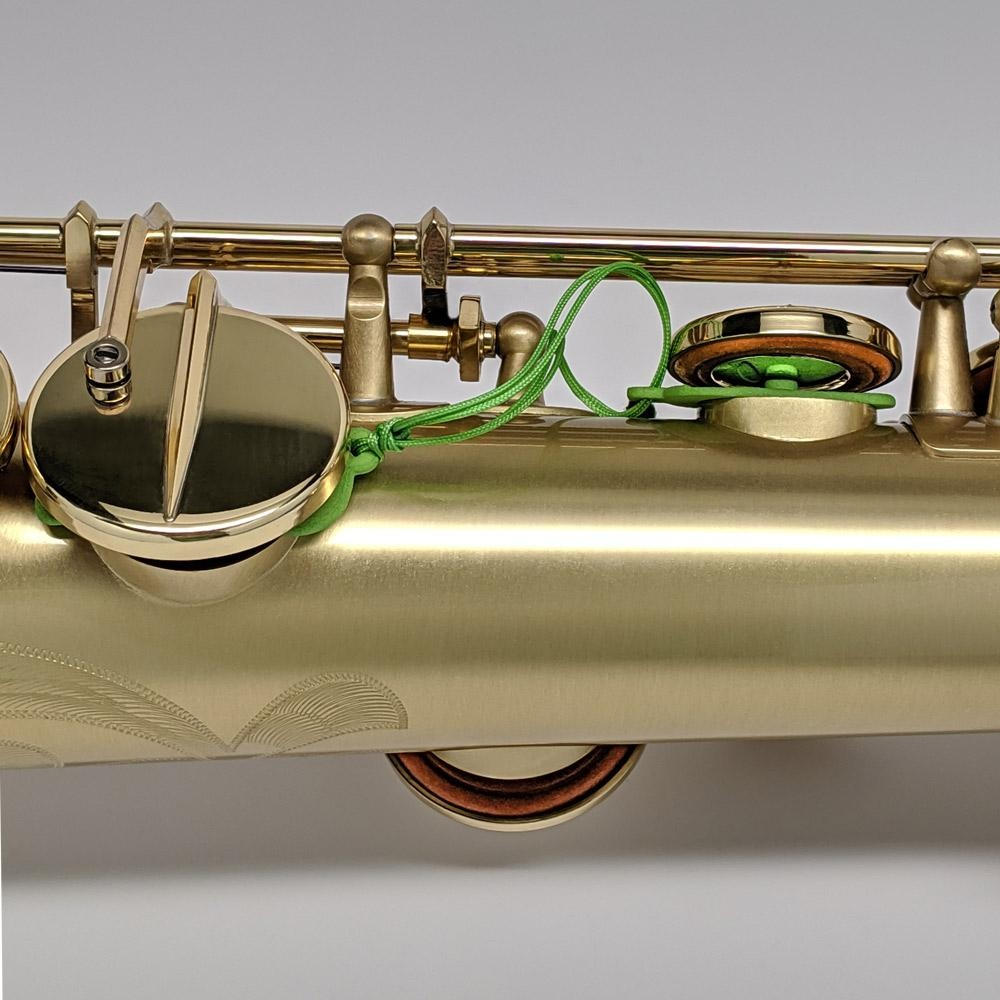 Key Leaves Key Props for Soprano Sax