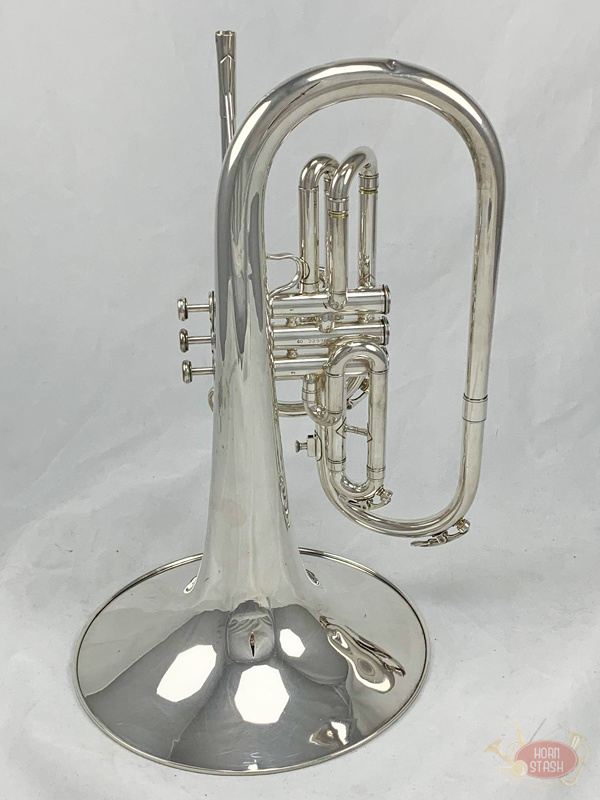 King Used King 1120 Mellophone - 32996X