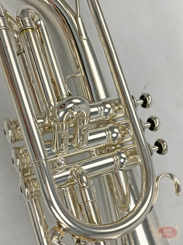 King Used King 1120 Mellophone - 329XX3