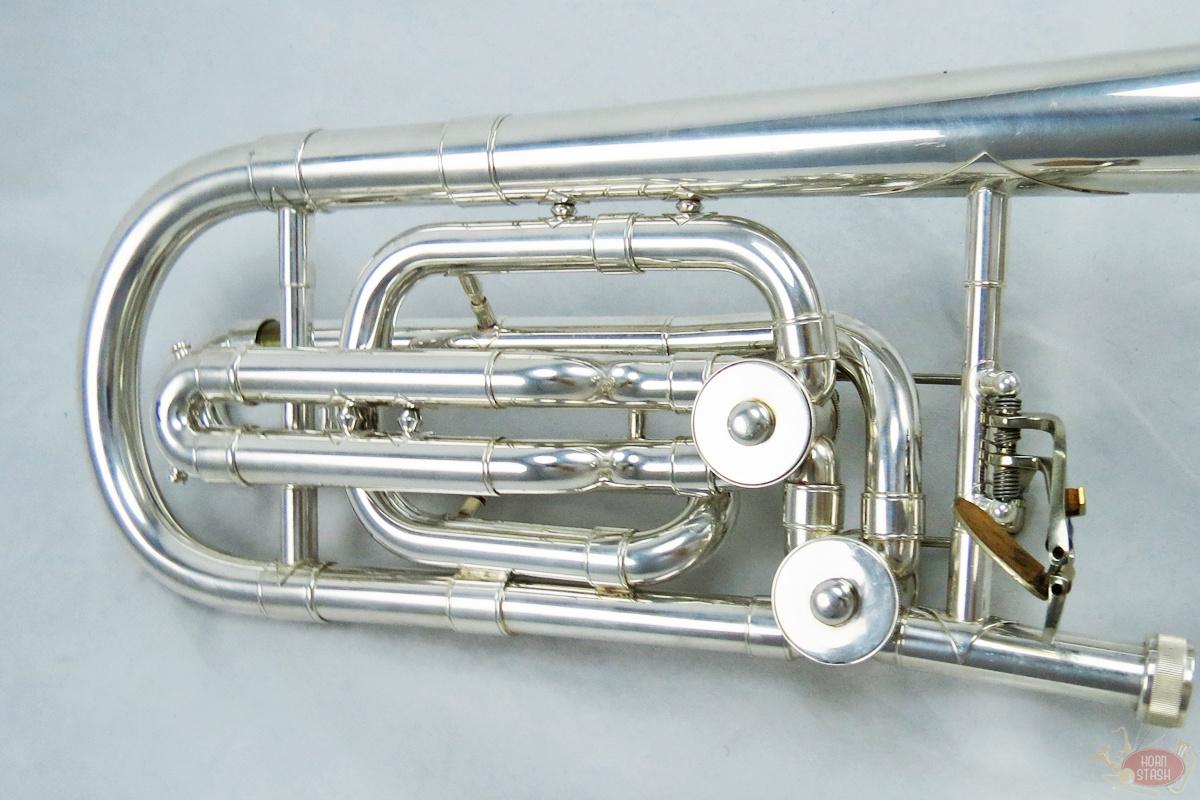Bach Used Bach 50B2LS Bass Trombone w/ Corporation Bell - 212XX