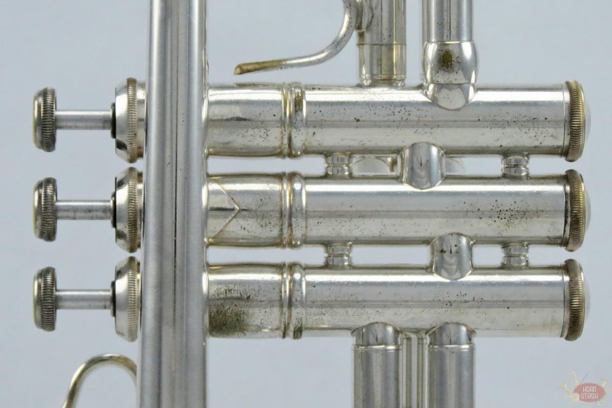 Bach Used Bach Stradivarius 37 Bb Trumpet - 2423XX