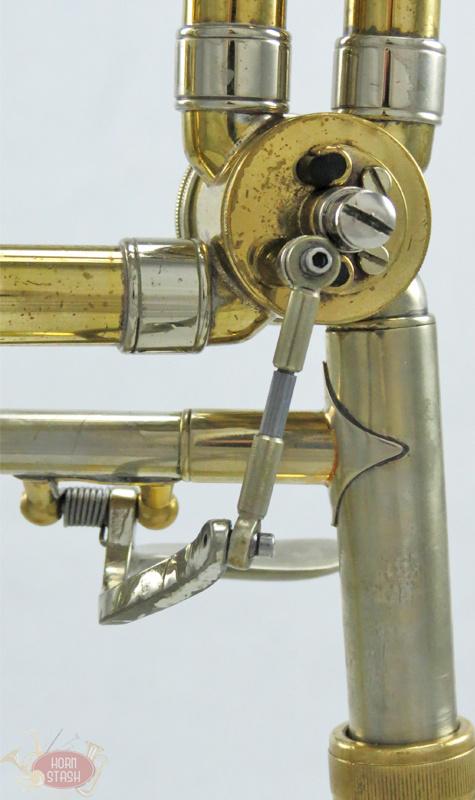 Bach Used Bach 42BO Trombone - 963XX/1433XX