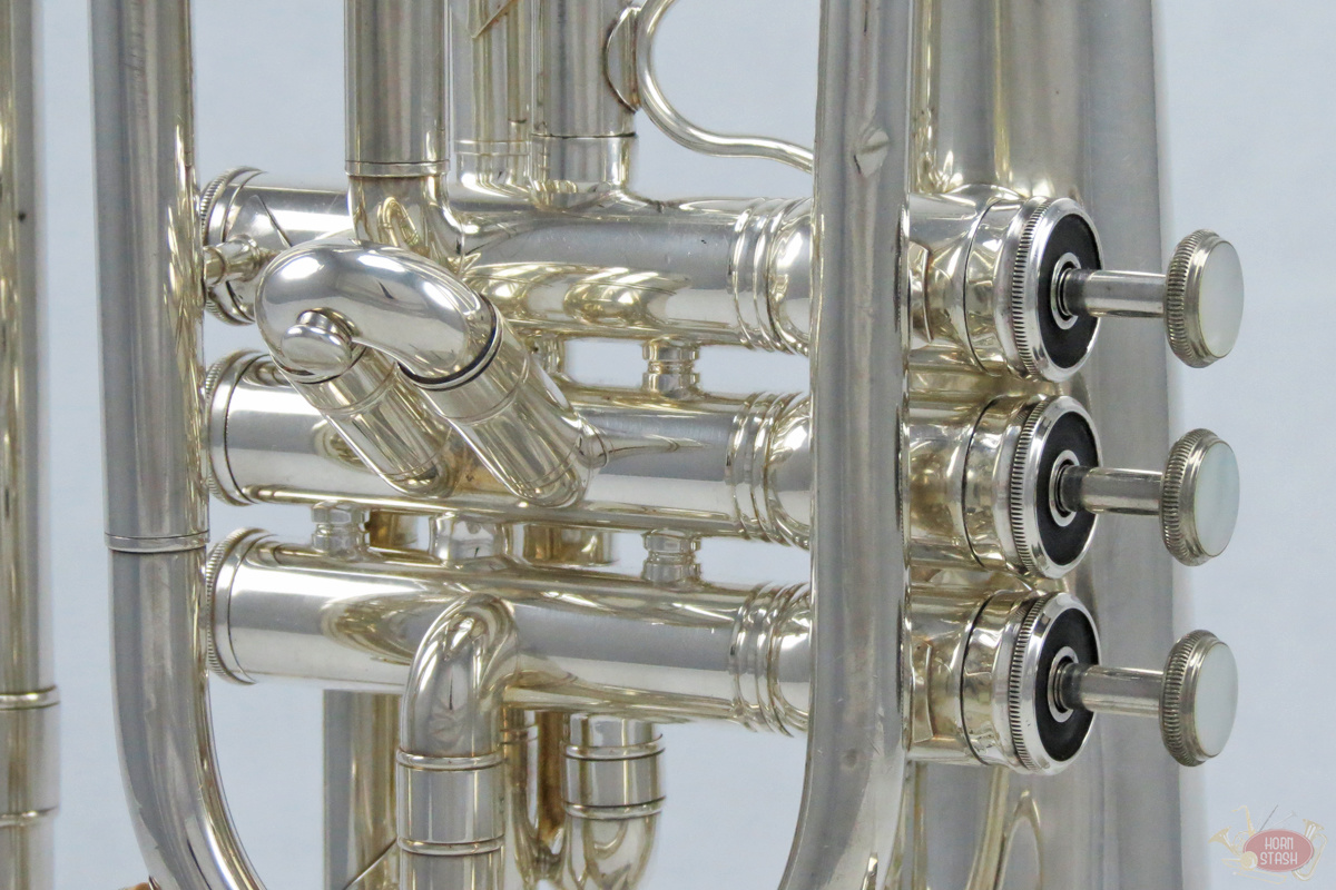 King Used King 1120 Mellophone - 32997X