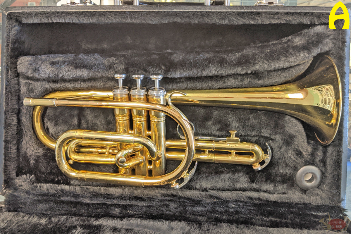 Various Used Student Bb Cornet