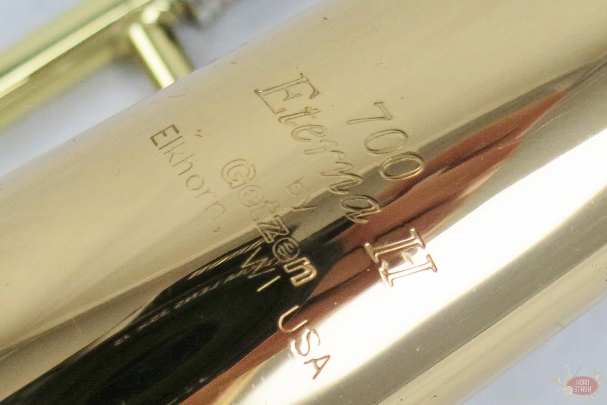 Getzen Used Getzen 725 Eterna II Tenor Trombone - 725-19XX