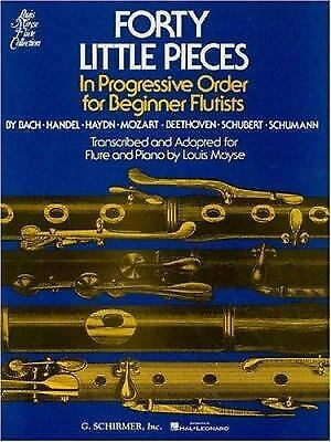 Forty Little Pieces In Progressive Order