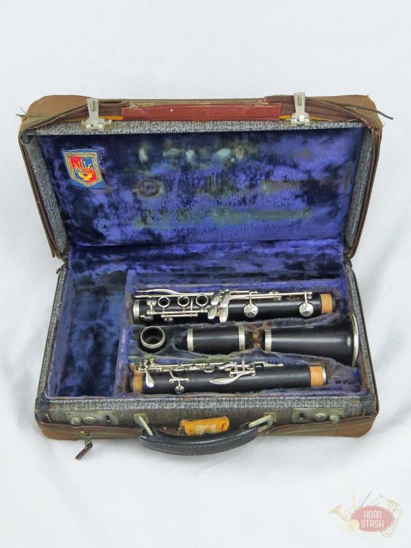 Leblanc Used Leblanc Symphonie II Bb Clarinet