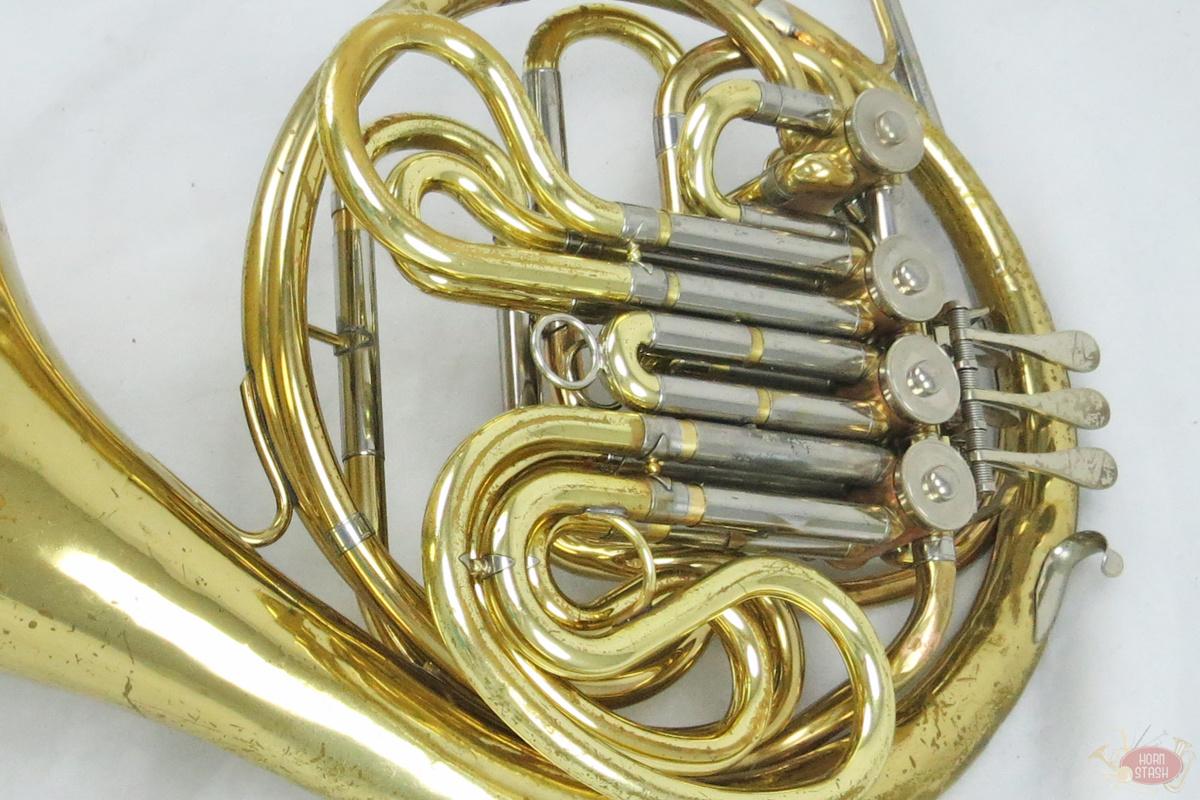 Yamaha Used Yamaha YHR-561 Double French Horn - 2027XX