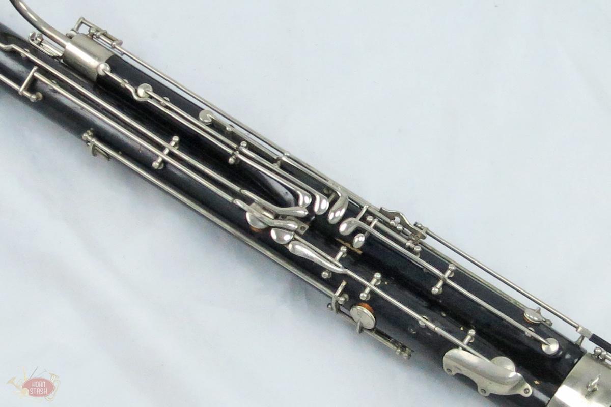 Fox Used Fox Model II Bassoon - 4XX