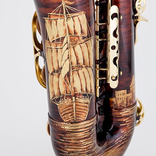 Chateau Chateau Artist Series Alto Saxophone