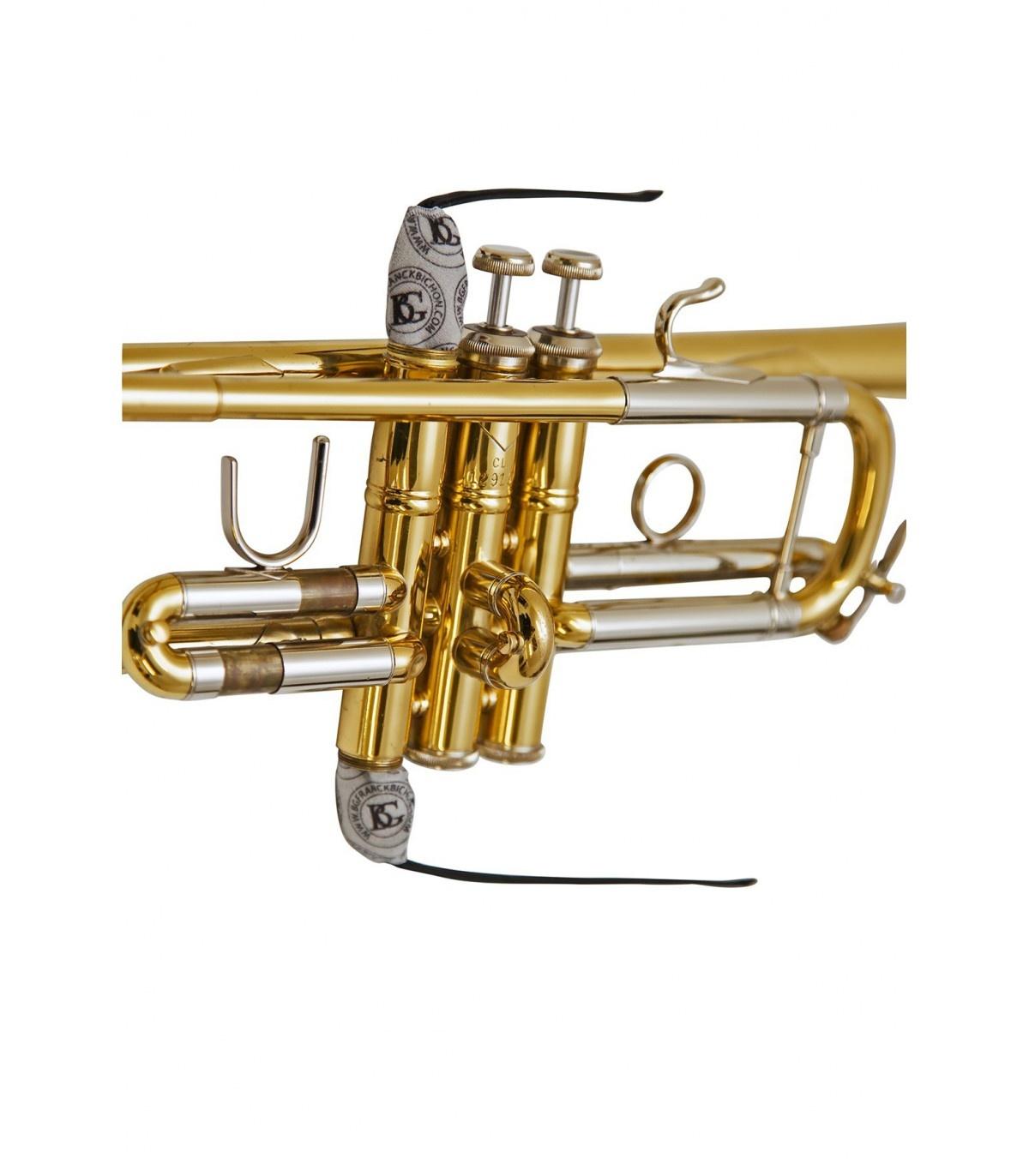 BG France BG A31T Valve Casing Swab for Trumpet, Flugelhorn, Cornet