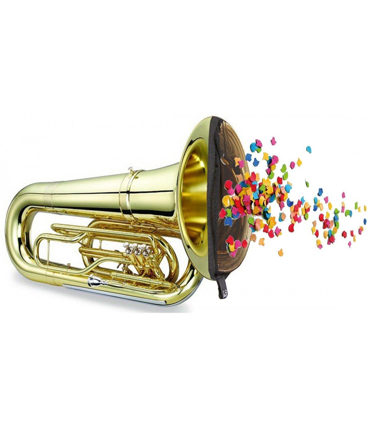 BG France BG ACTU Tuba Bell Cover & Confetti Protector