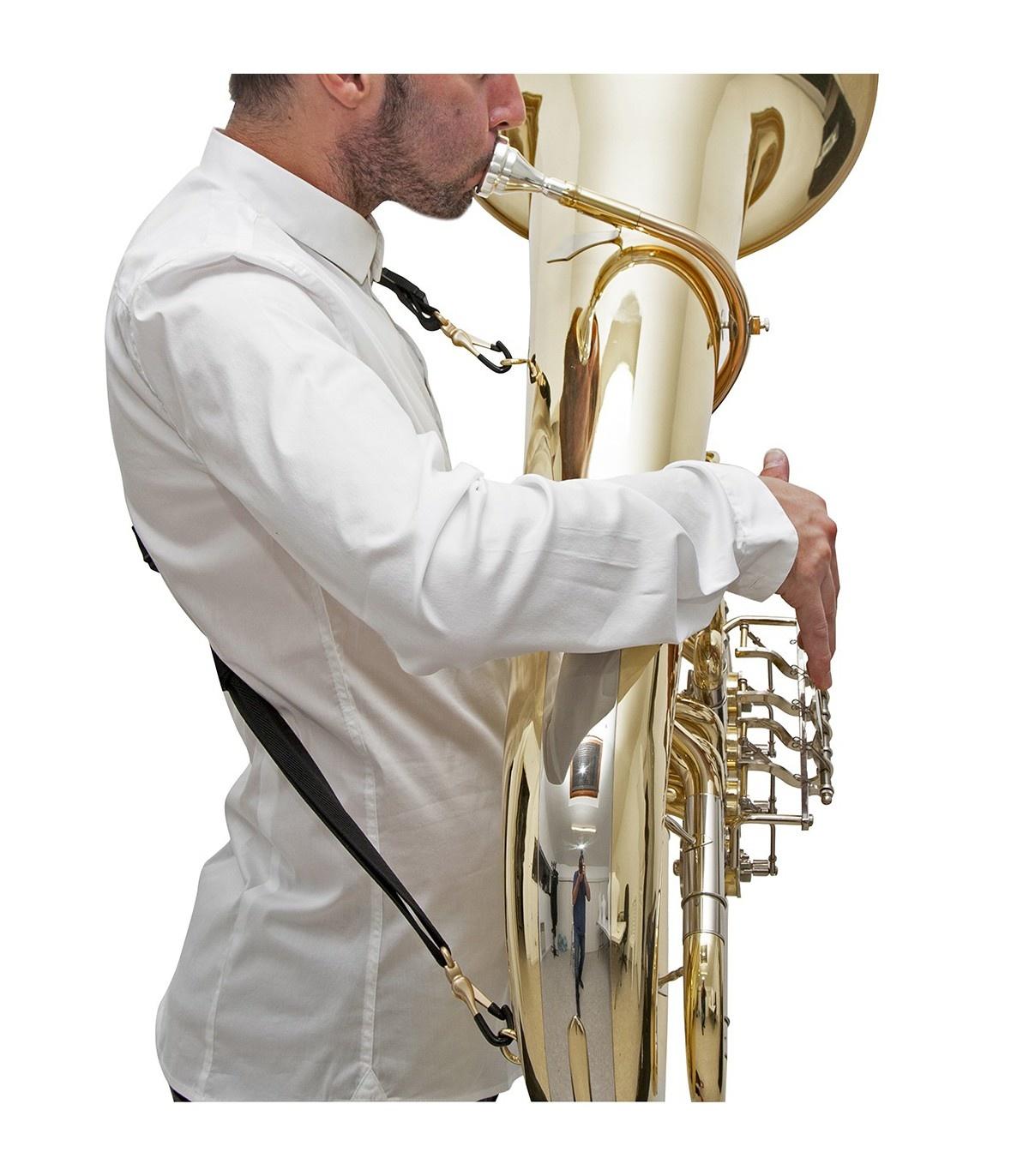BG BG Shoulder Strap for Tuba & Euphonium