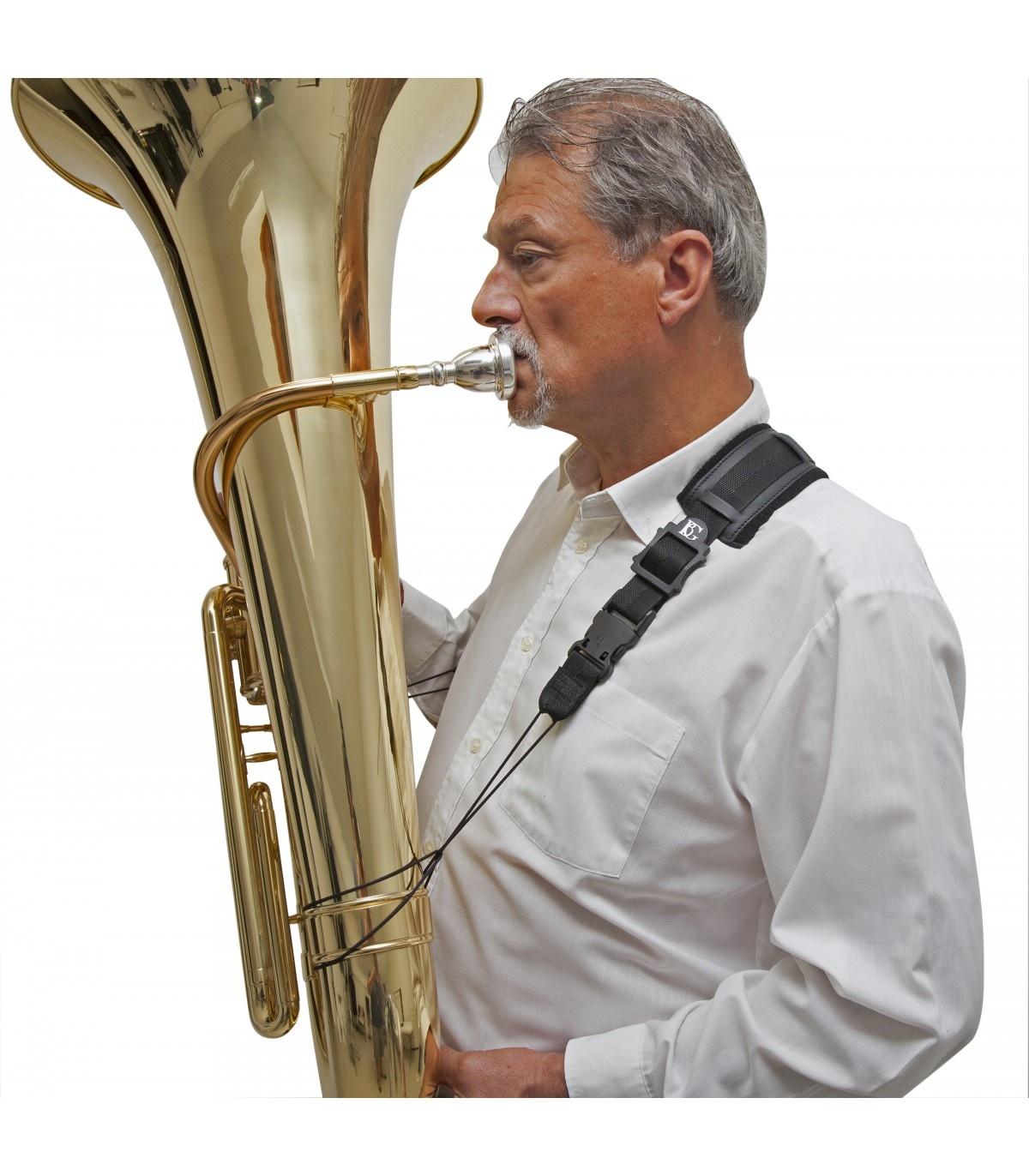 BG France BG Shoulder Strap for Tuba & Euphonium