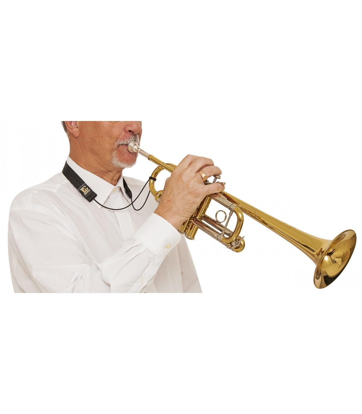 BG France BG TF1 Flex Neck Strap for Trumpet/Cornet/Bugle