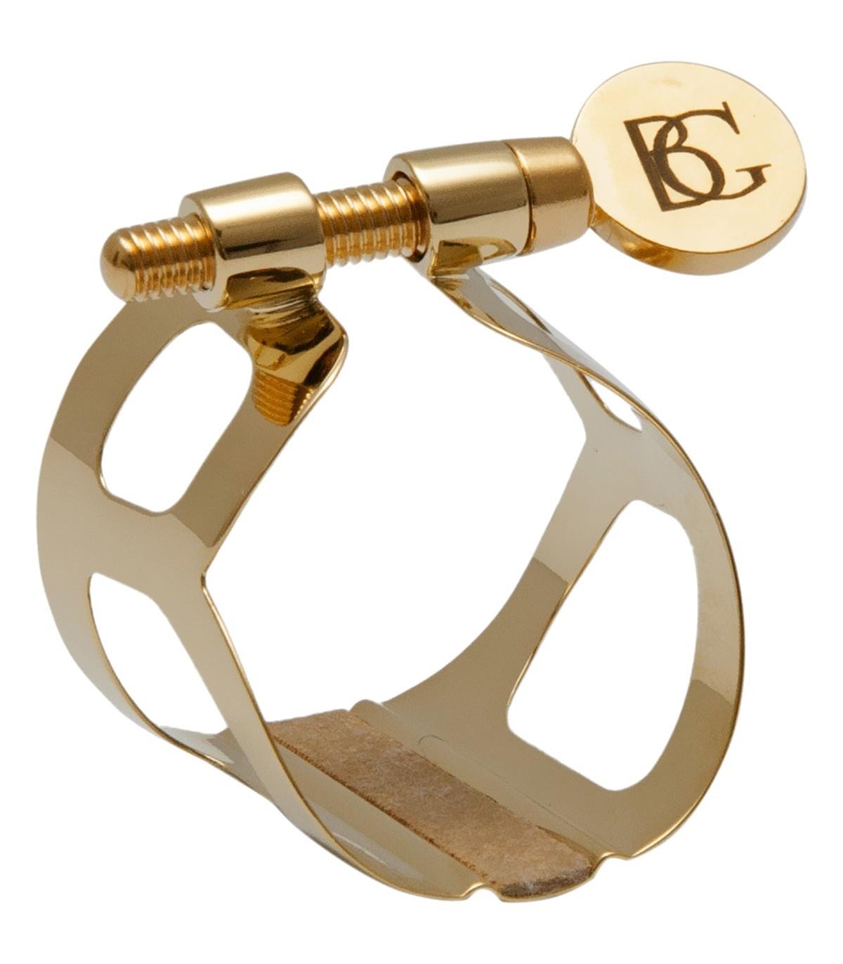 BG France BG Tradition Metal Ligature for Bass Clarinet
