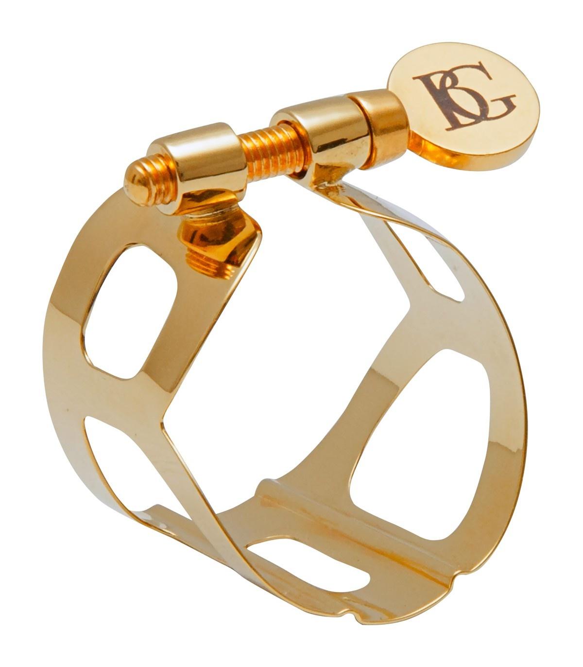 BG BG Tradition Metal Ligature for Baritone Sax