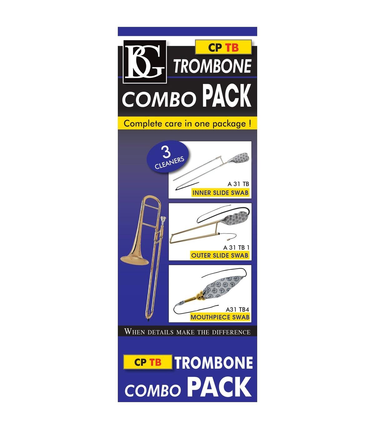 BG France BG A31TB Inner Slide Swab for Trombone