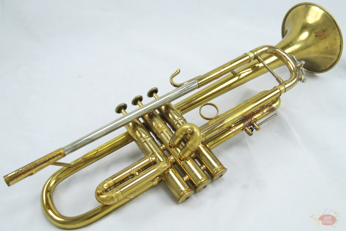 Selmer Used Selmer Claude Gordon Model Bb Trumpet