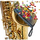 BG BG Saxophone Bell Cover and Confetti Protector