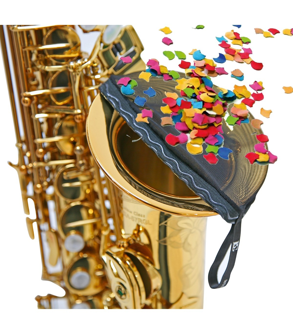 BG France BG Saxophone Bell Cover and Confetti Protector
