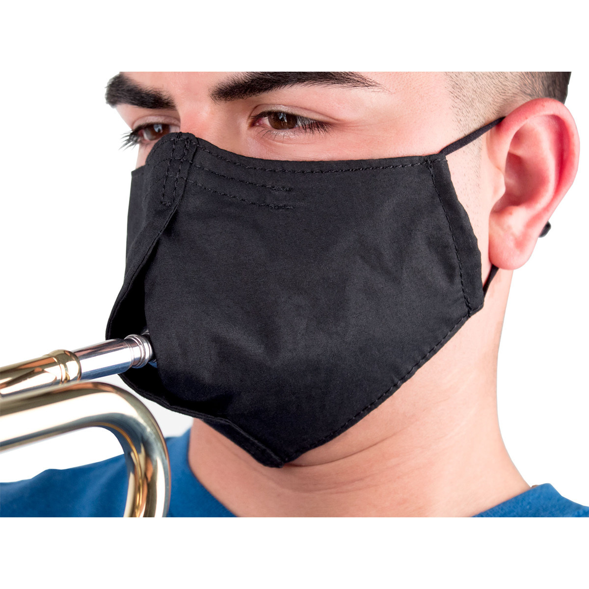 Protec Face Mask for Brass or Woodwind Instrument