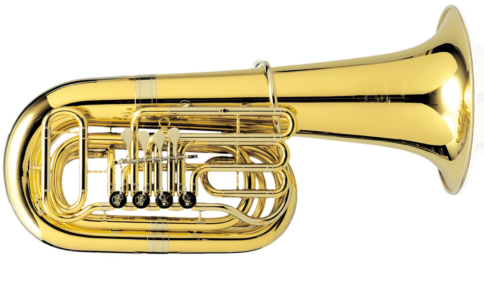Meinl Weston Meinl Weston BBb 4/4 Rotary Valve tuba