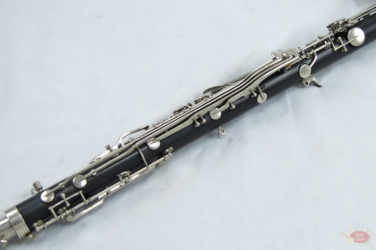 Bundy Used Bundy Bass Clarinet - 395XX