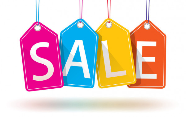 Blowout prices on clearance and discontinued items