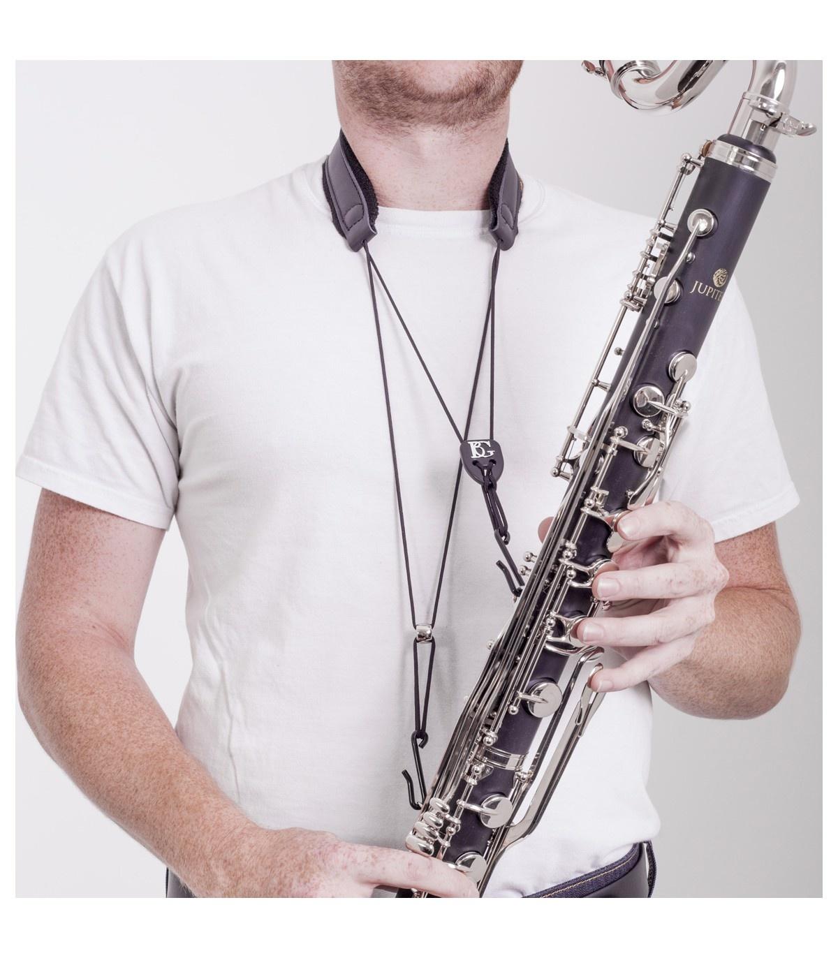BG France BG Bass Clarinet Neck Strap