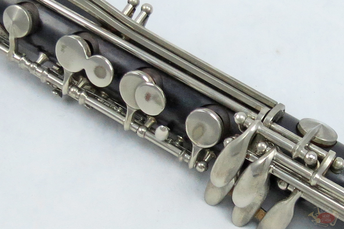 Noblet Used Noblet 55 Alto Clarinet - 58XX