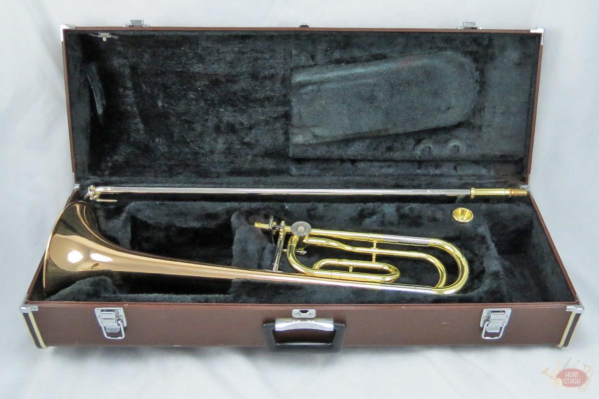 Yamaha Used Yamaha YSL-356R Tenor Trombone - 2067XX