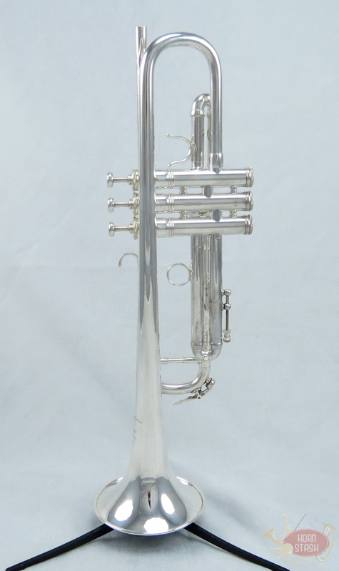 Benge Used Benge Bb Trumpet w/ Resno-Tempered Bell #4X - 9957XX