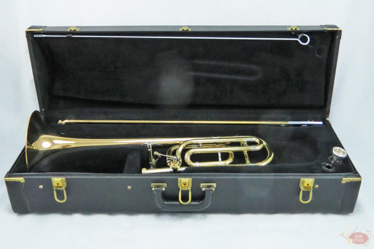 Bach Used Bach Omega Trombone w/ F Attachment - B561XX