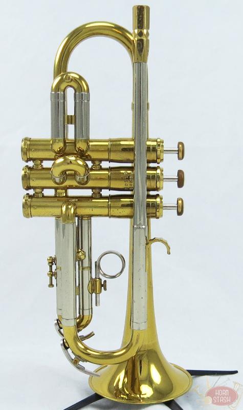 Getzen Used Getzen 90D Deluxe D Trumpet - G11XX
