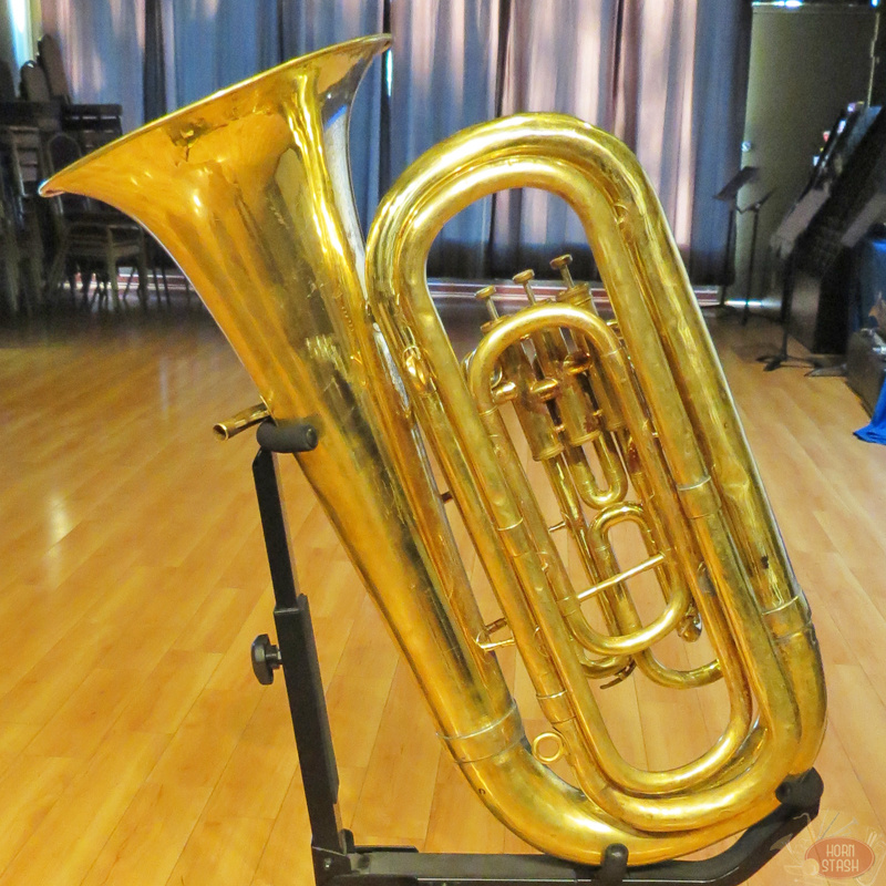 Besson Used Besson 2-20 3/4 BBb Tuba - 4783XX