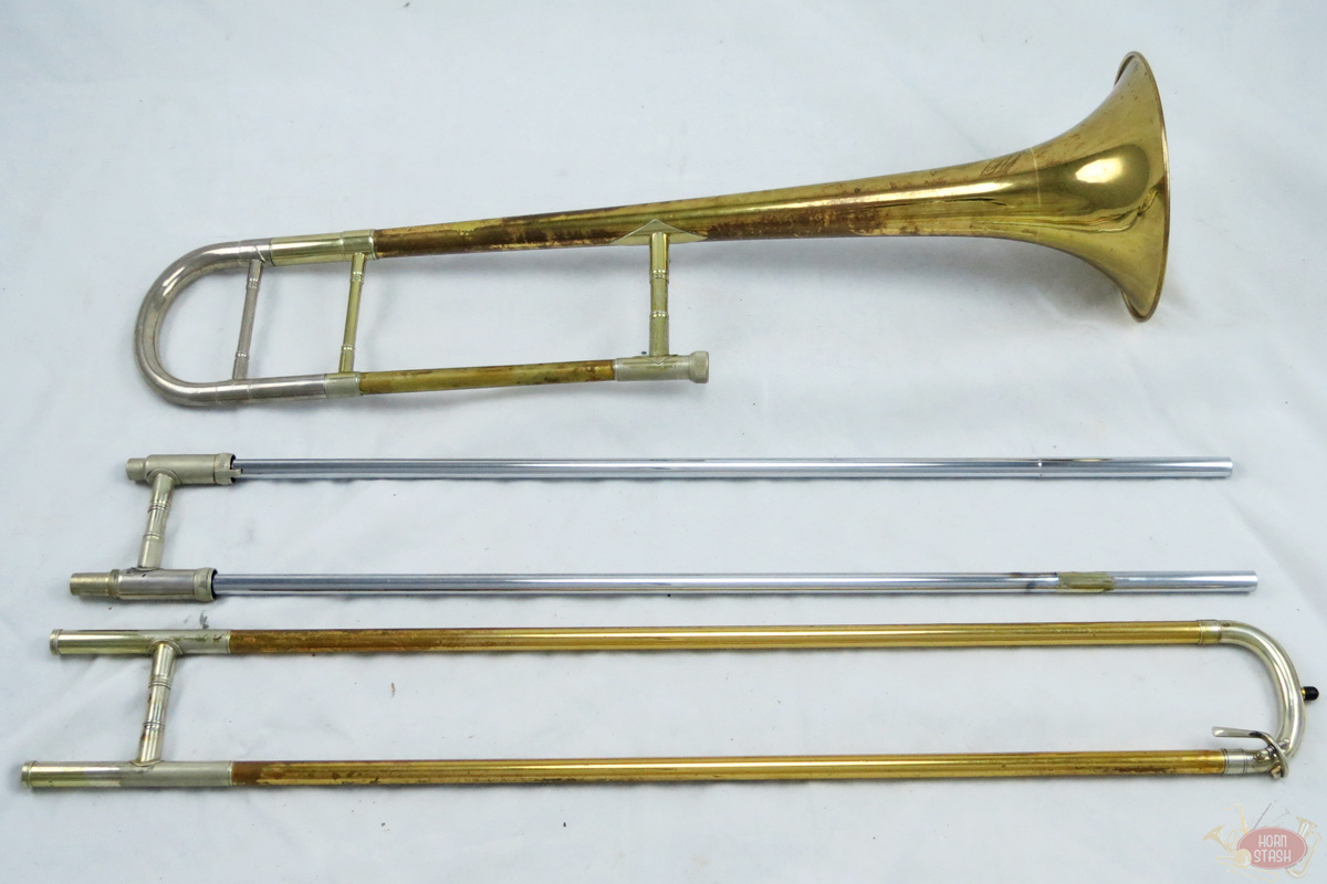 Conn Used Conn 4H Tenor Trombone - 4257XX