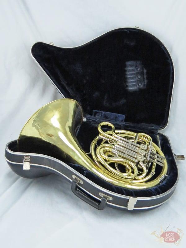Conn Used Conn 28D Double French Horn (Elkhart, IN) - N488XX