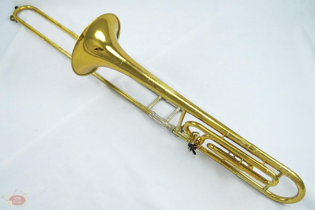 Besson Used Besson 737F Tenor Trombone - 434625XX