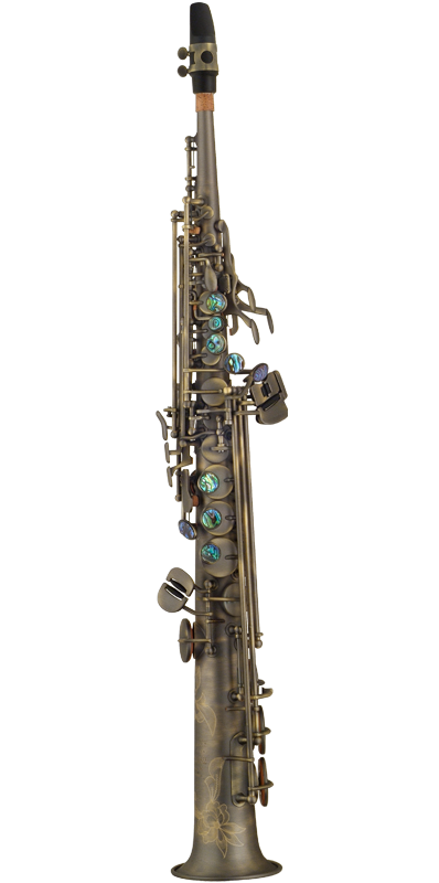 P. Mauriat P. Mauriat System 76 Soprano Saxophone
