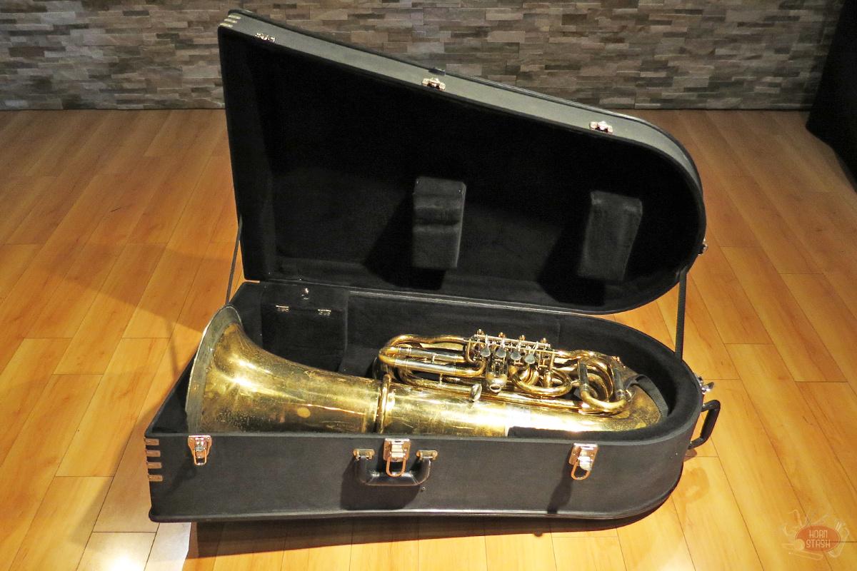Miraphone Used Miraphone 186 BBb Tuba - 51XX