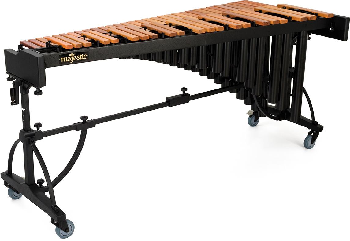 Majestic Majestic 4.3 Octave Padauk Bar Concert Marimba