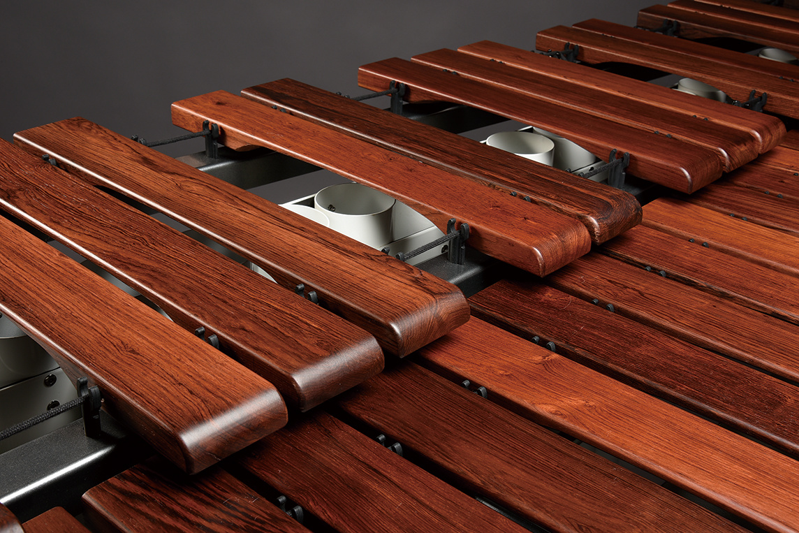 Majestic Majestic 5.0 Octave Rosewood Bar Concert Marimba